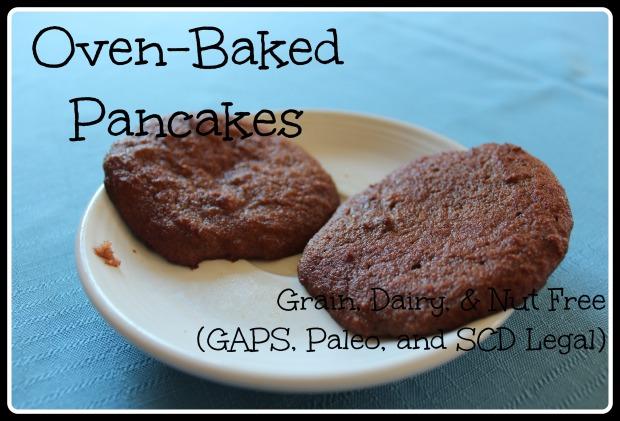 OvenBaked Pancakes