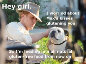 Hey Girl Dog Food