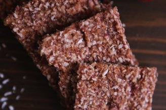 View More: http://mariahnicholephotography.pass.us/coconut-strapple-bars