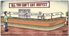 All You Can't Eat Buffet