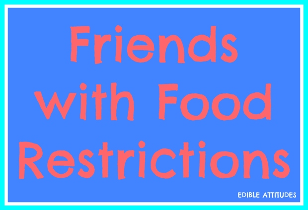 FriendsWithFoodRestrictions