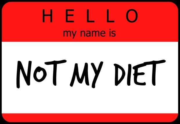 HelloMyNameIsNotMyDiet